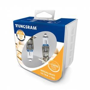 Bilde av H1 Tungsram Megalight Ultra +150%